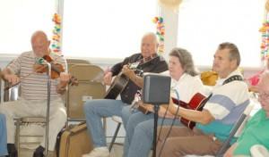 Senior Center Band