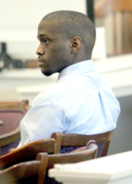 Photo courtesy Rex Brown/The Journal Lester Devaria Mosley Jr. was found guilty in the 2012 murder of a Clemson University student last week.