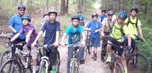 Pickens County Courier Biking June 2014