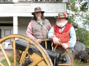 Pickens County Courier Founder's Day fest pictures
