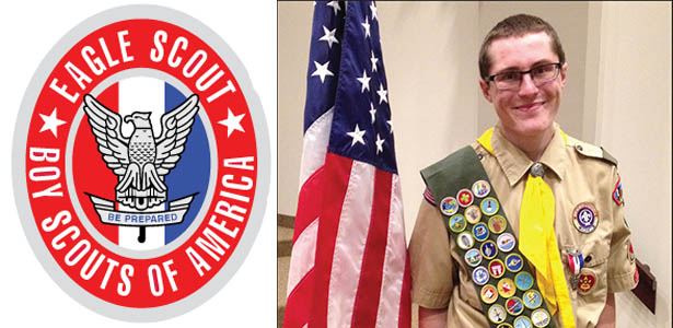 Adults Earning Eagle Scout
