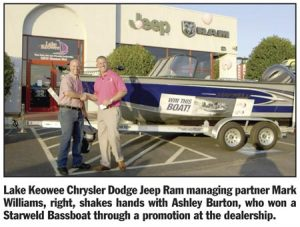 Keowee Chrysler Dodge Jeep Ram And Lake Ford